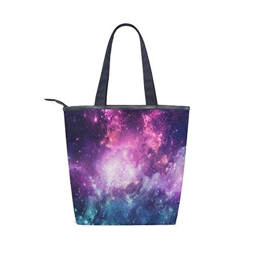 Fourre Nébuleuse À Univers De Main Colorée Galaxy Alaza Star Sac D'épaule tout Et 4zOwR