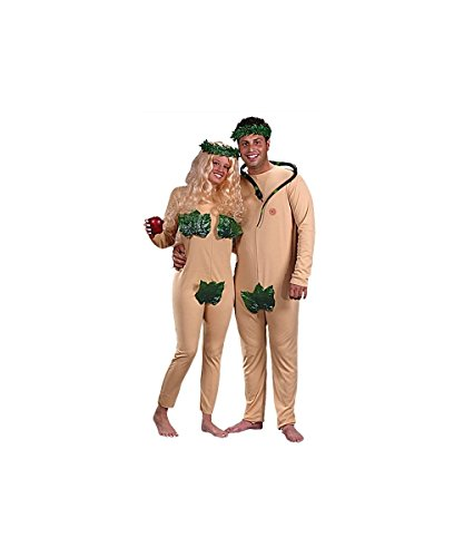 Adam & Eve Costume - Standard - Chest Size 33-45