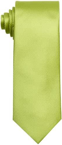 Geoffrey Beene Men's Solid Dimension Stripe Tie