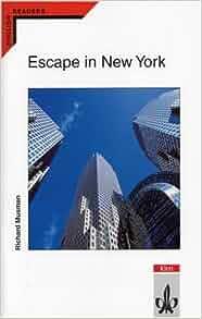 escape in new york lernmaterialien richard musman 9783125426016 books. Black Bedroom Furniture Sets. Home Design Ideas