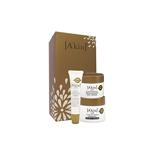 A'Kin Ultimate Anti-Ageing Kit (Pack of 6)