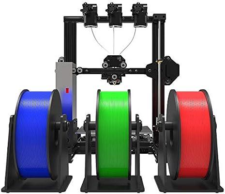 GEEETECH A10T Impresora 3D DIY Montaje rápido Impresora 3D de 3 ...