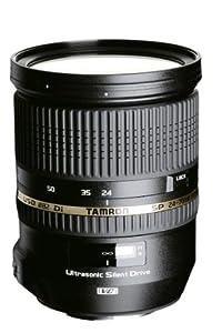 Tamron SP 24-70mm f/2.8 Di VC USD for Nikon (Model A007N) - International Version (No Warranty)