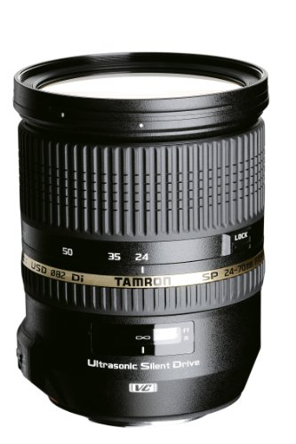 Tamron SP 24-70mm f/2.8 Di VC USD for Nikon (Model A007N) – International Version (No Warranty)