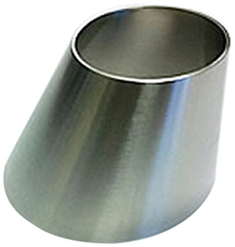 Steel and Obrien 32W-4X3-7-304 Stainless Steel 32W Eccentric Reducer 4 x 3 4 x 3