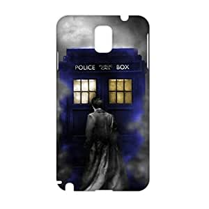 Angl 3D Case Cover Doctor Who Phone Case for Samsung Galaxy Note3 wangjiang maoyi