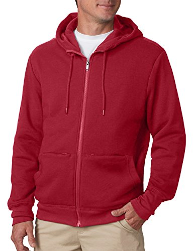 The SCOTTeVEST Hoodie Cotton - 21 Pockets MRN XL