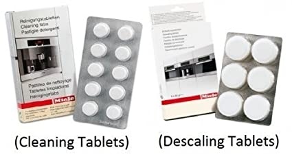 Miele Coffee Machine Cleaning Tablets 562608010pk