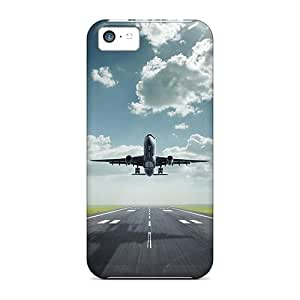 High-quality Durable Protection Cases For Iphone 5c(despegue Avion)