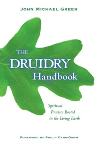 Druidry Handbook Spiritual Practice Rooted ebook product image