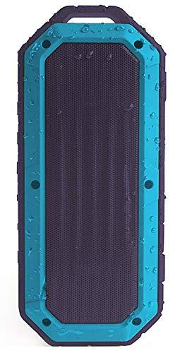 iJoy Beach Bomb IP66 Waterproof Shockproof Portable Bluetooth Speaker – Marine (MAR)