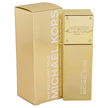 a748e151c6c4 Amazon.com   Míchael Kórs 24k Brilliant Gold Perfume 1.7 oz Eau De Parfum  Spray FOR WOMEN   Beauty