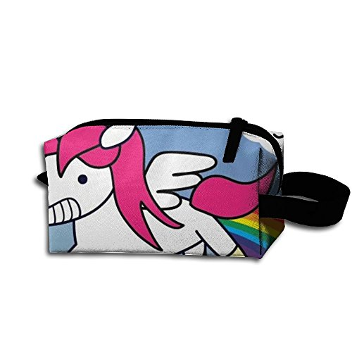 Brother Unicorn-rainbow-wallpapers Sublimation Full Print Accessories Travel Bag For Campus - Campus Kit Bed