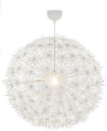 Ikea Maskros – Lámpara de techo lámpara de papel 80 cm diámetro en ...