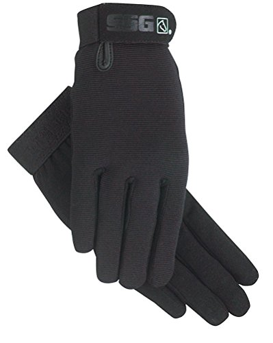 SSG ALL WEATHER GLOVES ♦ DURABLE BREATHABLE WASHABLE MOST POPULAR ♦ ALL SIZES AND COLORS (Black, Mens (All Weather Leopard Gloves)