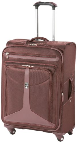 Atlantic Luggage Odyssey Lite Expandable Spinner, Burgundy, One ()