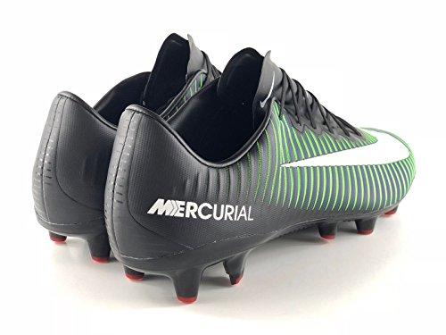 Nike Mercurial Vapor Xi Ag-pro Acc Mens Klotsar Svart Sz 10,5 [831.957-014]