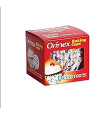 Orinex Baking Cups Deco, Multi Color - 41 Mm