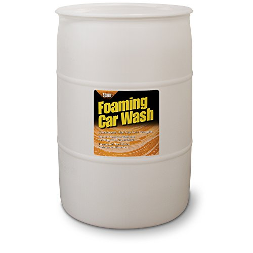 Stoner Car Care B546DR Concentrated Foaming Car Wash, 55 gallon by Stoner Car Care