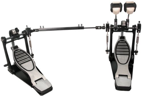 Pedal Drum Double - GP Percussion DP778TN Pro Quality Double Drum Pedal