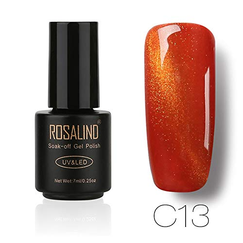 Zohto Rosalind 7ML Gel Nail Polish Nail Art Nail Gel Polish LED Gel Polish C]()