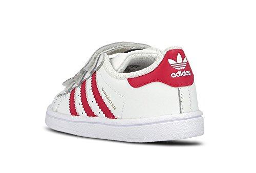 Para blanco Hombre Superstar CF adidas Superstar Hombre Zapatillas C Foundation fwz4Xq 873251