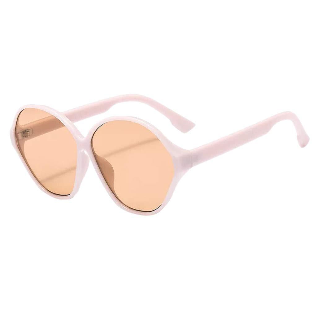 Longra # Hombres Mujeres Gafas cuadradas Retro Unisex Gafas ...
