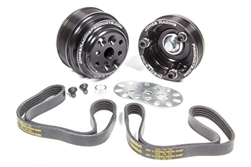 Jones Racing Products 1035-S Water Pump Drive for Small Block Chevy Crate Engine (Best Big Block Chevy Crate Engine)