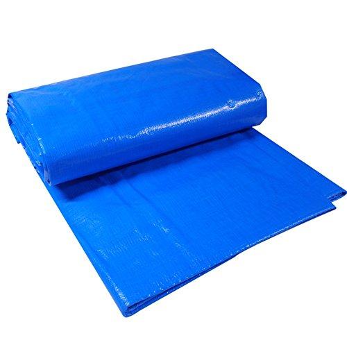 宴会呪われた再編成するPENGFEI オーニング 防水 防塵の 園芸 日焼け止め 防風 トラック 保護 老化防止 抗酸化、 厚さ0.35mm 180 g /m² ブルー+オレンジ 9サイズのオプション ( 色 : Blue+Orange , サイズ さいず : 3x3M )