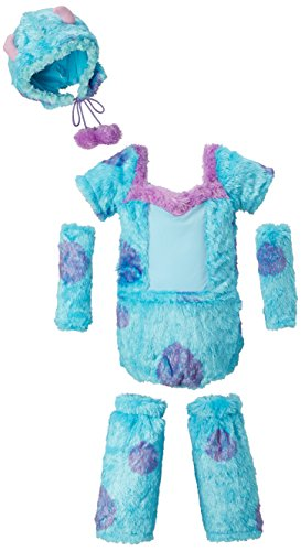Children Sally M Child Sulley 95096M (Can Can Sally Child Costume)
