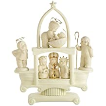 Department 56 Snowbabies A Very Special Story Nativity (Set of 7)