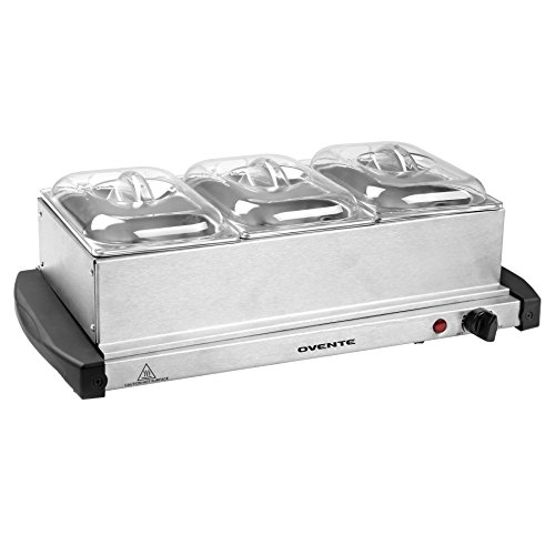 Ovente Food Warmer ~ Ovente chafing dishes mini tray buffet server and food