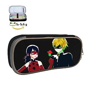 Image is loading Miraculous-Ladybug -Girls-Backpack-School-Rucksack-Lunch-Travel-