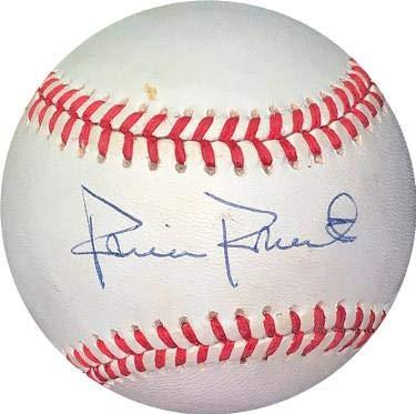 (Signed Robin Roberts Baseball - RONL Rawlings Official National League Hologram #EE41663) - JSA Certified)