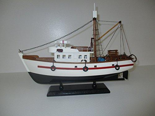 fishing boat model - 5