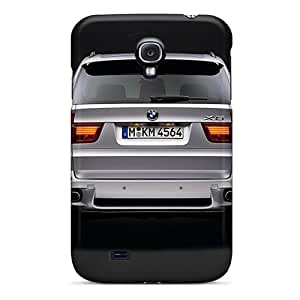 FRm1573AjqA Tpu Phone Cases With Fashionable Look For Galaxy S4 - Bmw X5 M Sport Pack Rear