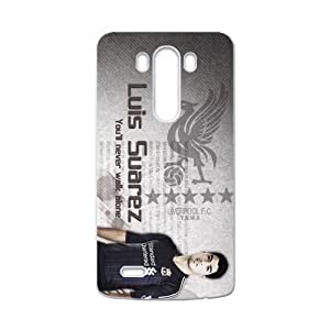 Luis Suarez Cell Phone Case for LG G3