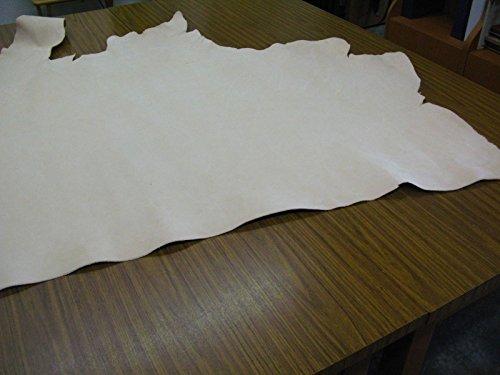 Import Tooling Veg Tan Single Cowhide Leather Shoulder 8/9 oz.4-6 SQF by SEPICI (Image #3)