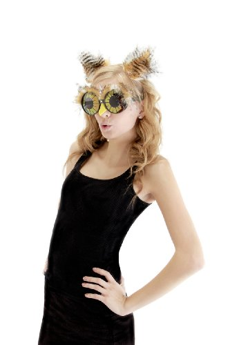 elope Owl Ears & Glasses Set (Owl Glasses)