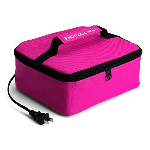 HotLogic 16801056-PK Food Warming Tote, Lunch, Pink