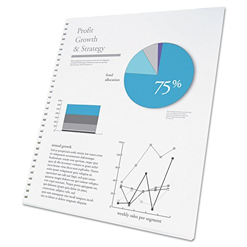 Swingline GBC 2514479 ProClick Presentation Paper 8-1/2 x11 White 250 Sheets ()