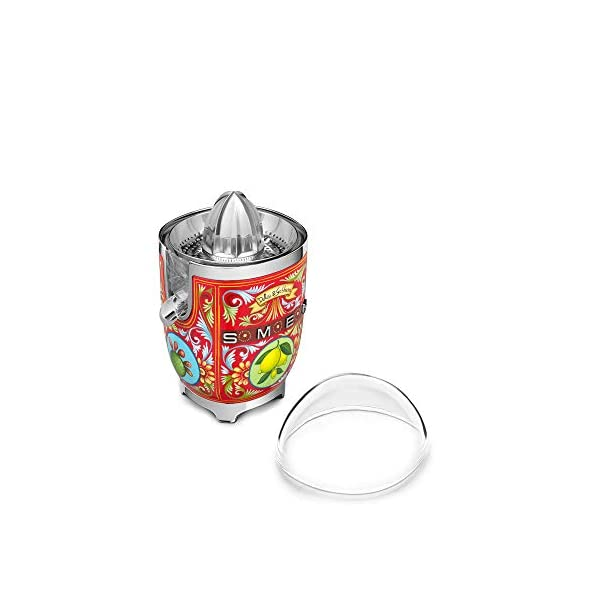 """Dolce and Gabbana x Smeg Citrus Juicer,""""Sicily Is My Love,"""" Collection 4"""