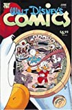 Walt Disney's Comics #613 (June 1997)