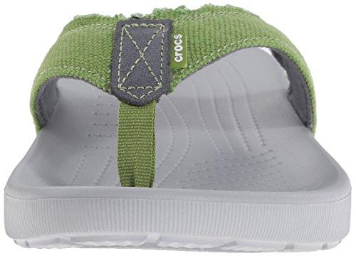 9fdd3a18d3c6 crocs Men s Santa Cruz II Flip Flop durable modeling ...