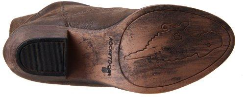 Brown Saloon Boot Sheriff Dog Women's Western Rocket OqATC