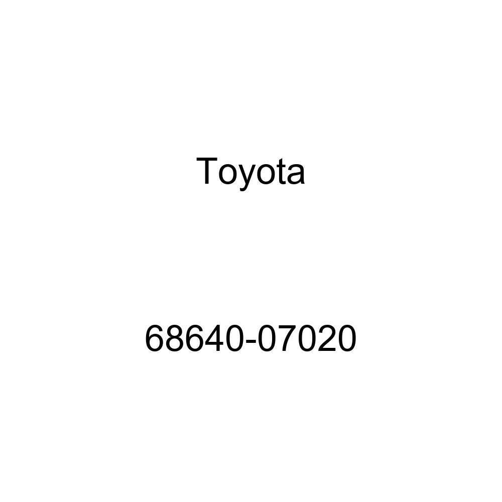 Toyota 68640-07020 Door Check Assembly
