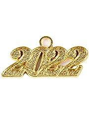 Graduation Year Charm 2022 for Graduation Tassel for New Year Christmas Congratulation Decoration