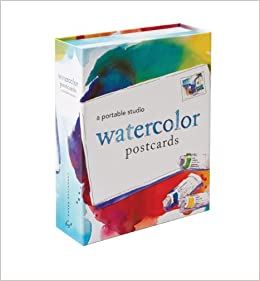 watercolor postcards a portable studio