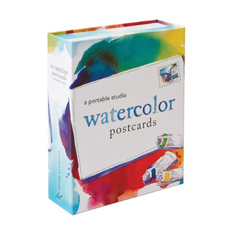 (Watercolor Postcards: A Portable Studio)