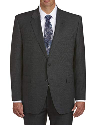 Jack Victor Big and Tall Reflex Mini Grid Suit Jacket, used for sale  Delivered anywhere in USA